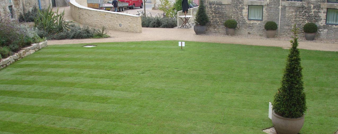Grass Cutting Oxfordshire
